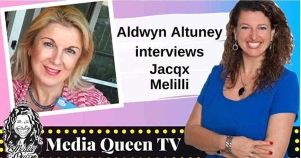 How To Write Your Memoir - Aldwyn Altuney – Media Queen interviews Jacqx Melilli