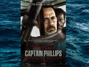 Captain Phillips Movie Poster -Jacqx Film Review