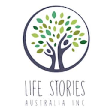 Life Stories Australia Inc Logo